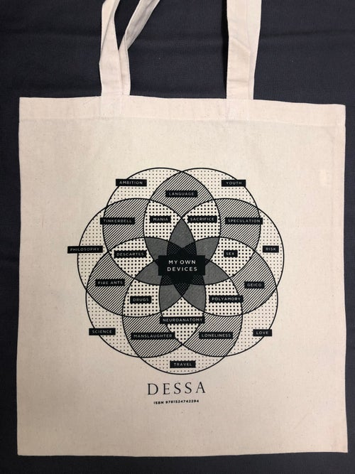 Image of Dessa My Own Devices Tote Bag
