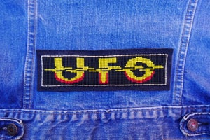Image of UFO Patch
