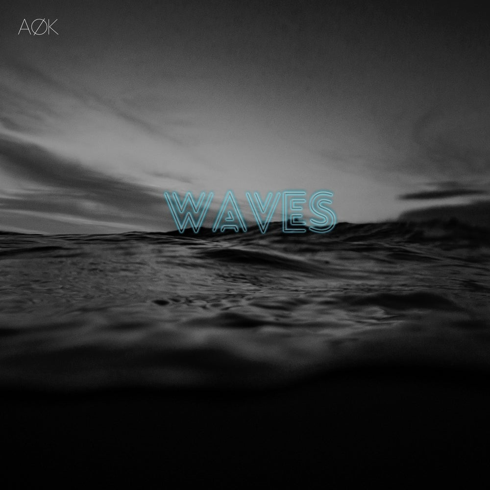 """Image of AØK """"WAVES"""" EP (Includes 7 Inch Vinyl)"""
