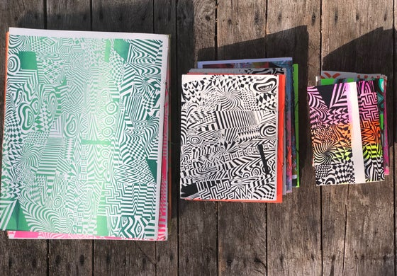 Image of Handmade Sketchbooks