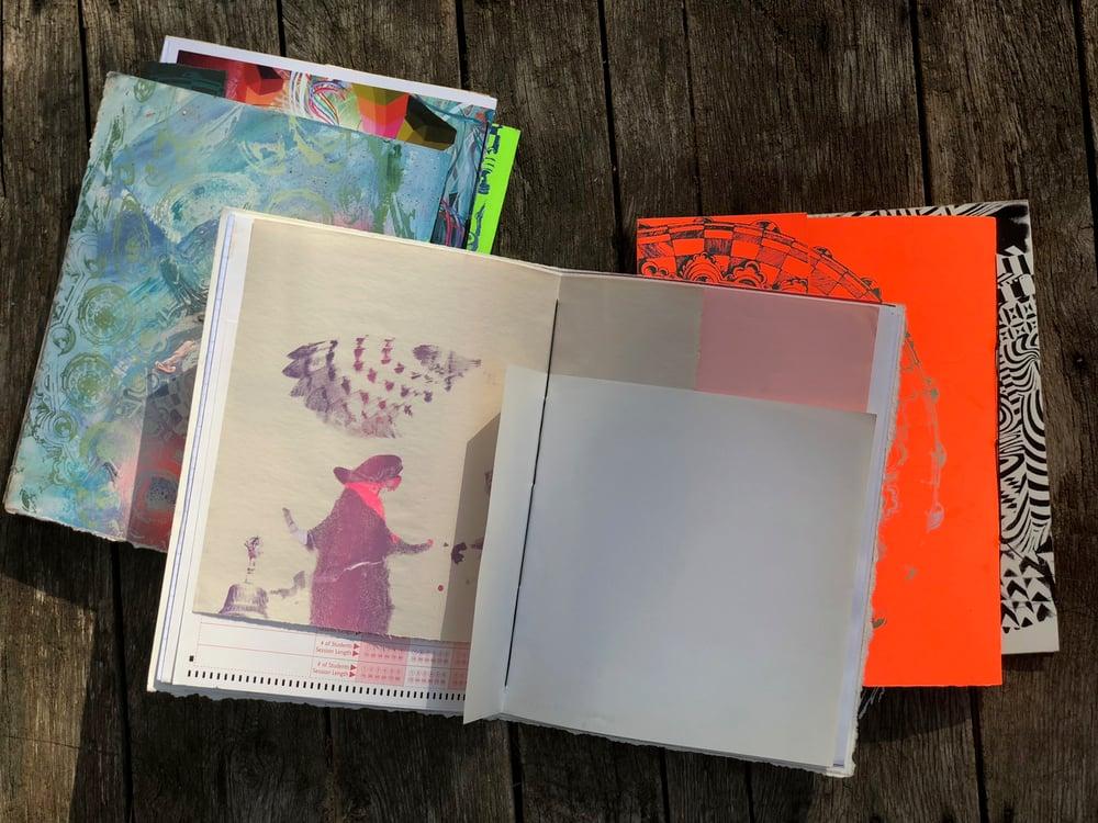 Image of Handmade Sketchbooks