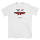 Image 3 of ROSES AND THORNS WOMEN'S T SHIRT