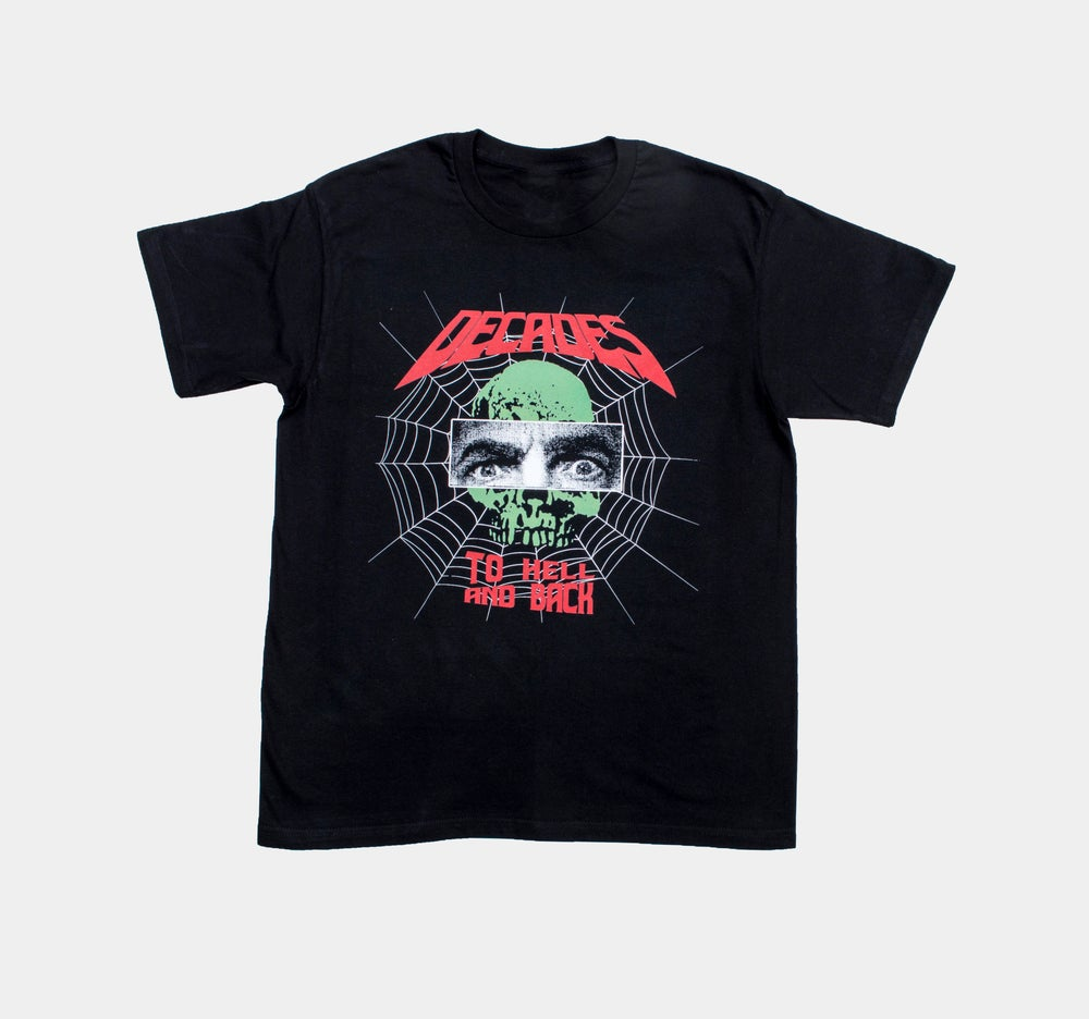 Image of To Hell And Back Tee