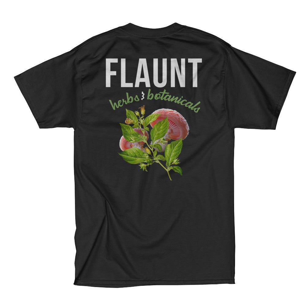 Image of Flaunt Herbs & Botanicals Tee
