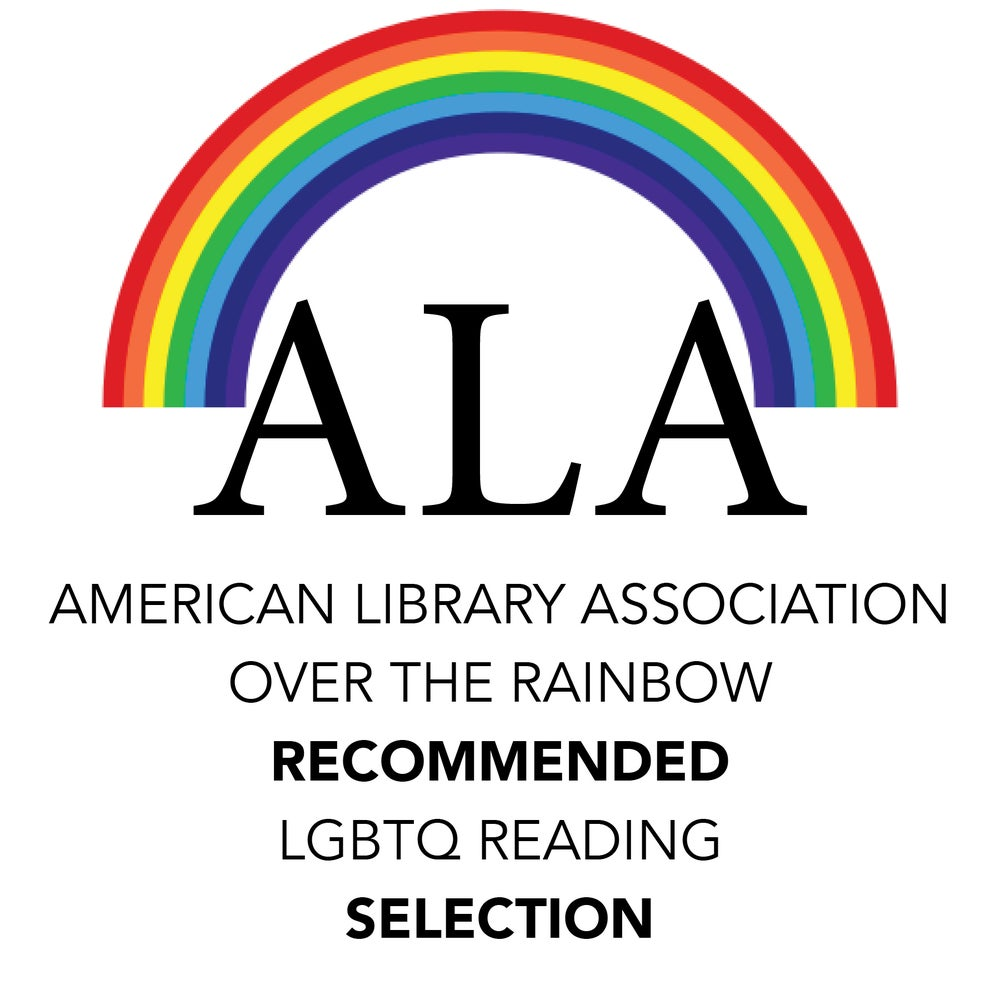 Image of ALA Over the Rainbow Title! The Café of Our Departure by Priscilla Atkins