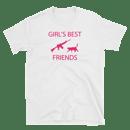 Image 3 of GIRL'S BEST FRIENDS WOMEN'S T SHIRT