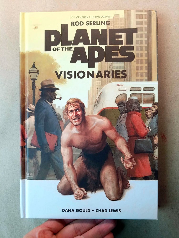Image of Planet of the Apes Books