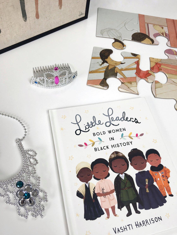 Image of Little Leaders: Bold Women In Black History