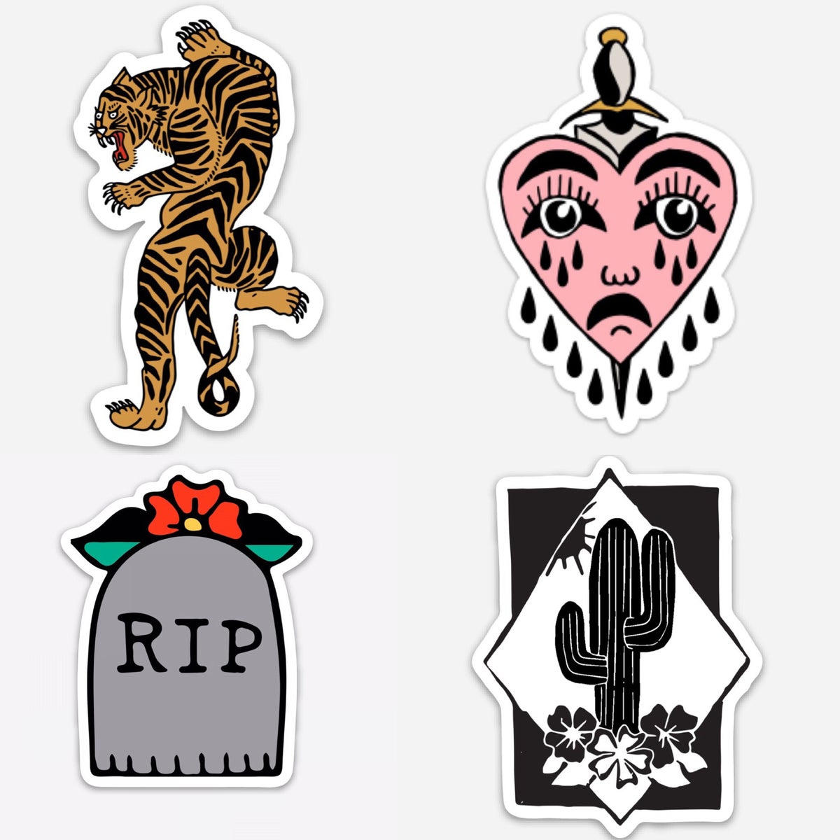 Image of Stickers (options available)