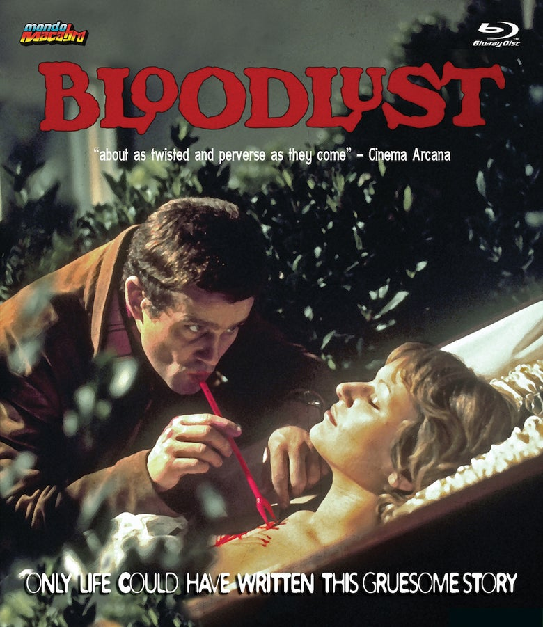 Image of BLOODLUST - retail edition