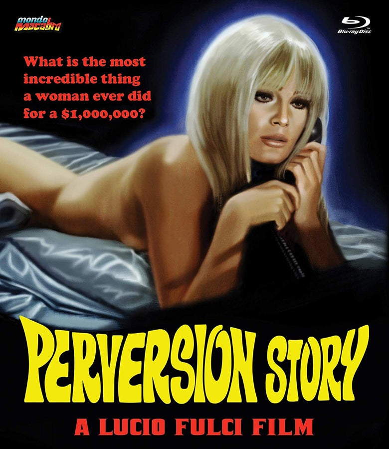 Image of PERVERSION STORY - retail edition