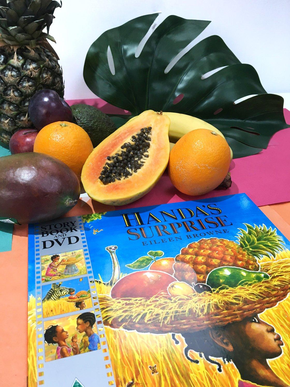 Image of Handa's Surprise (includes DVD)
