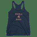 Image 2 of GIRLS 4 GUNS WOMEN'S TANK TOP