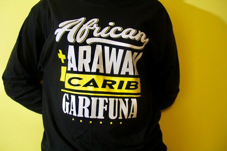 Image of Garifuna Long Sleeve