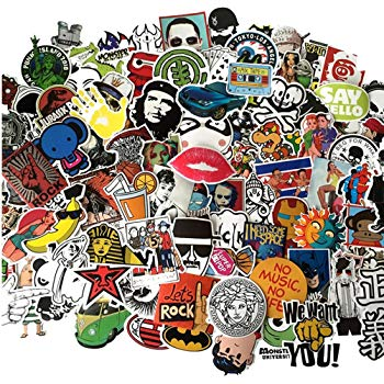Image of Stickers (various artist)