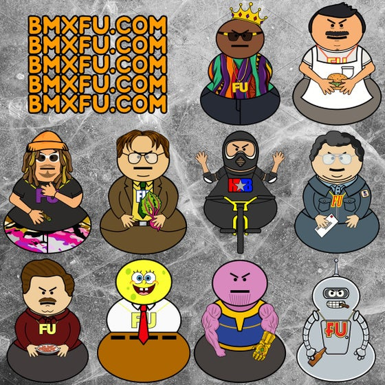Image of Sticker Pack 7