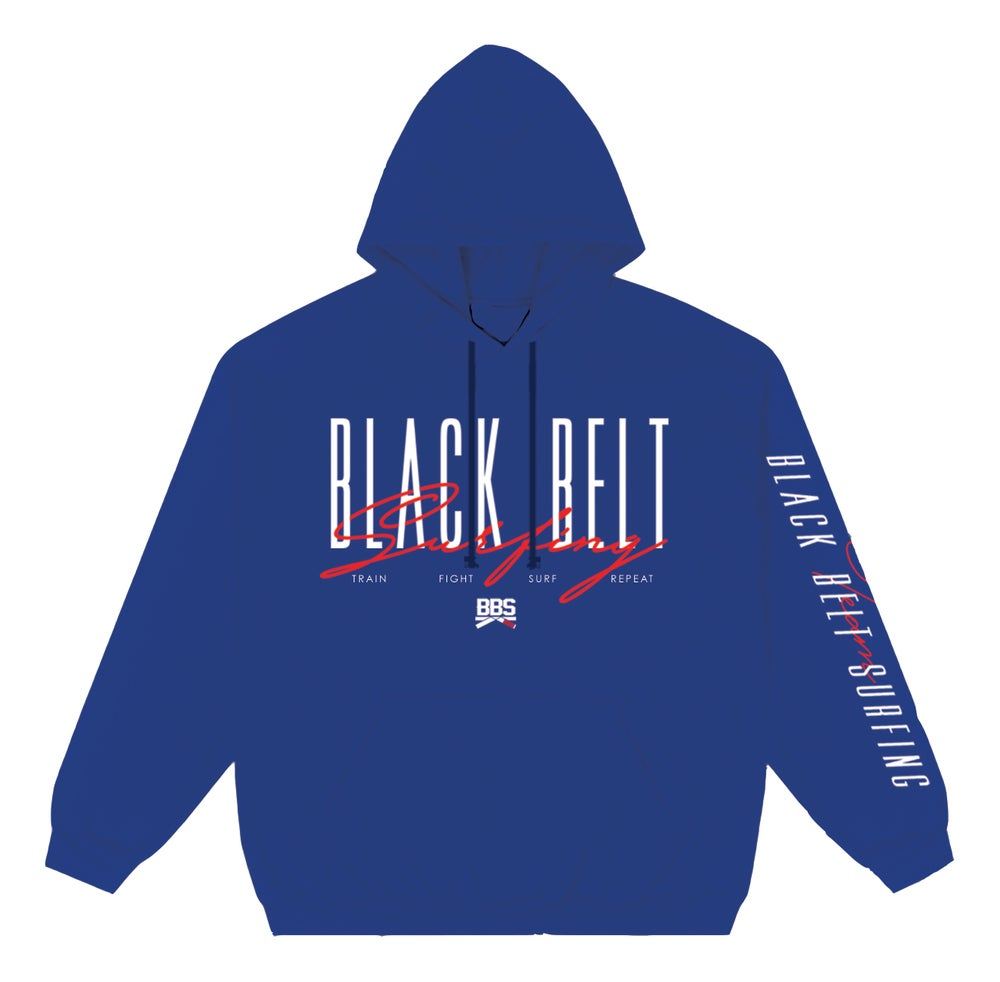 Image of Clinch Hoodie - Cobalt Blue