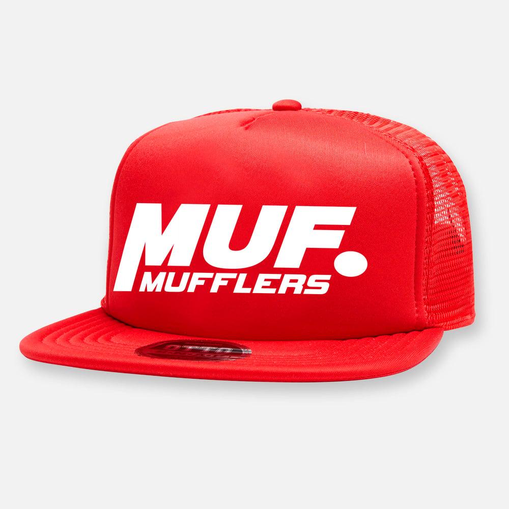 Image of WEBIG x MUF MUFFLERS FACTORY HAT