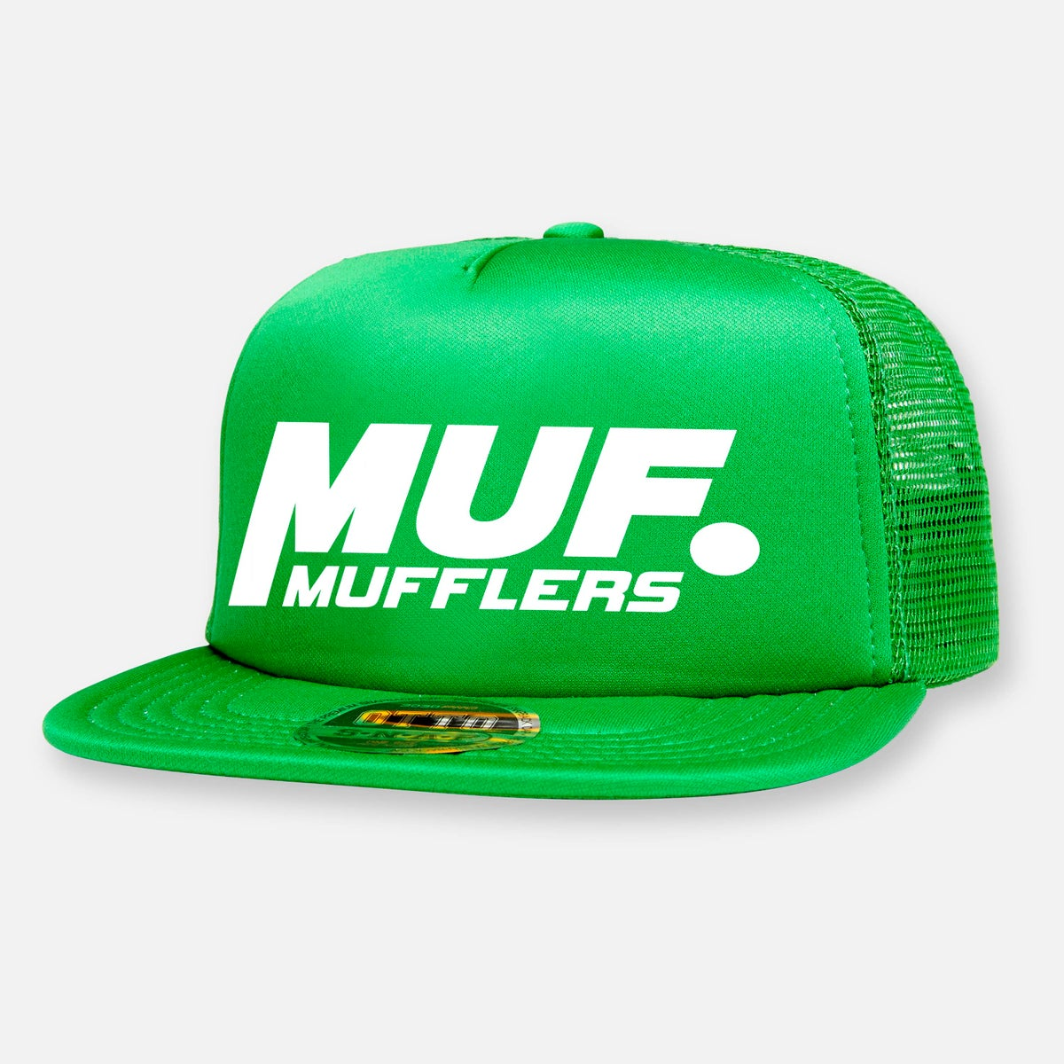 Image of MUF MUFFLERS FACTORY HAT