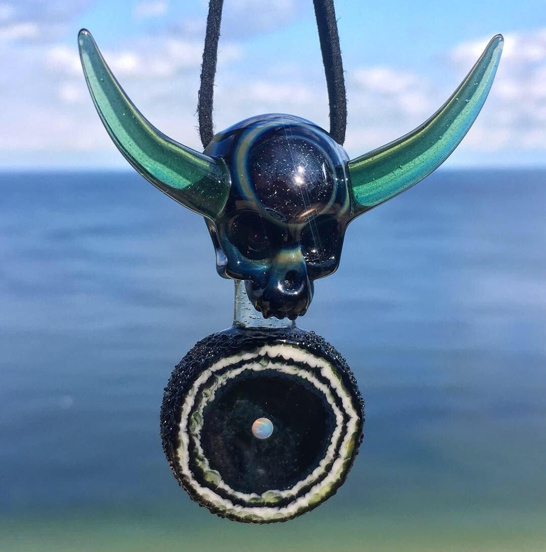 Image of Lunar Deity Pendant