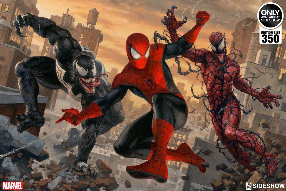 Image of Spider-Man vs. Venom & Carnage