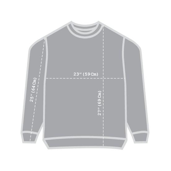 Image of Nike Vintage Crewneck Sweatshirt Size M
