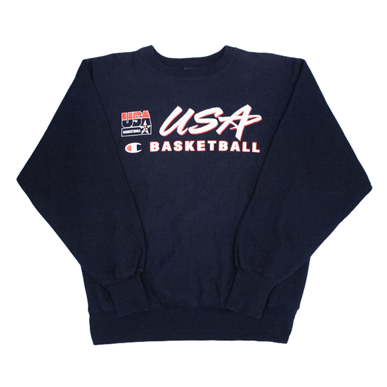 Image of Champion USA Dream Team Crewneck Size L