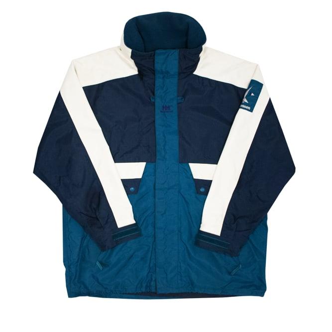 Image of Helly Hansen Big L Put in On Vintage Jacket Size L