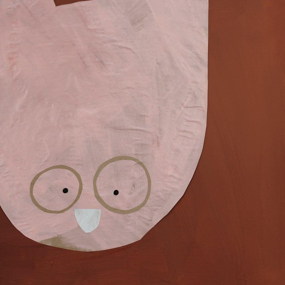 Image of MR. BUNNY - ORIGINAL PAINT