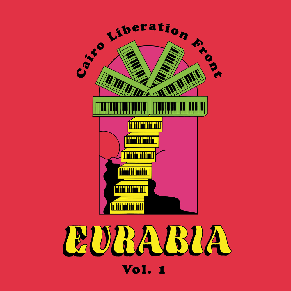 Image of CLF - Eurabia Vol. 1 vinyl