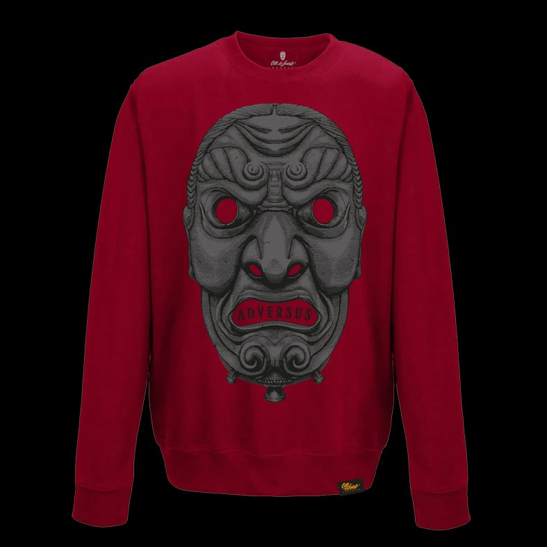 Image of ADVS Mask Sweatshirt (Special Edition)