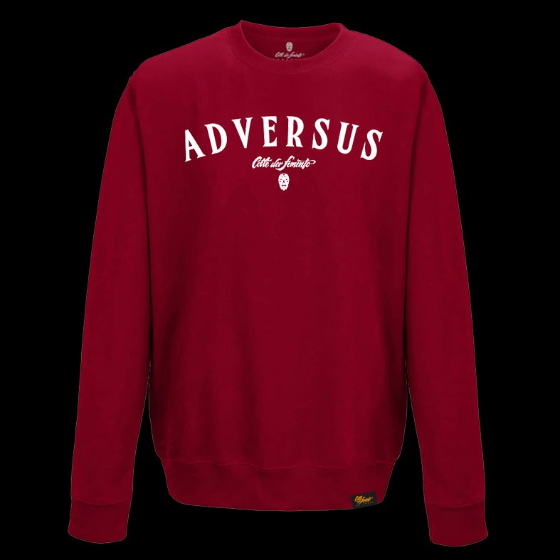 Image of ADVS Red Sweatshirt