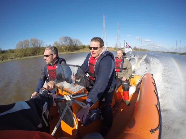 Image of RYA Powerboat Level 2 Course