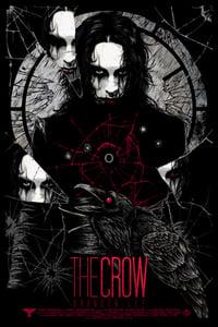 Image of The CROW - art print - NYCC edition