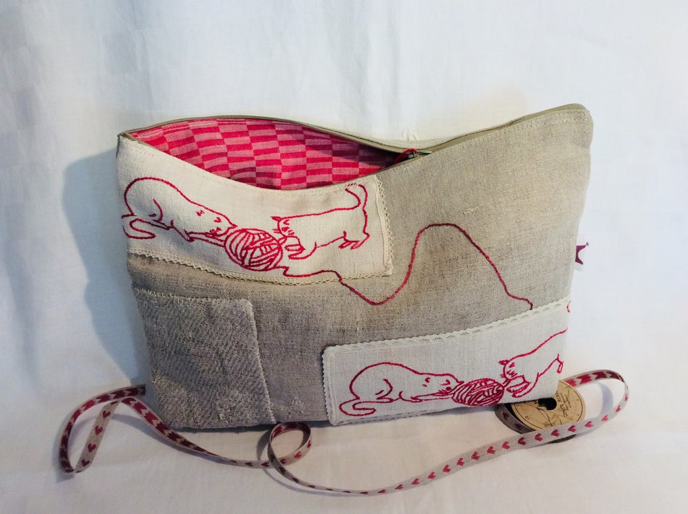 Image of Pochette ...aux chats ...