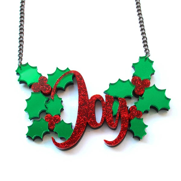 Image of Christmas Joy Necklace