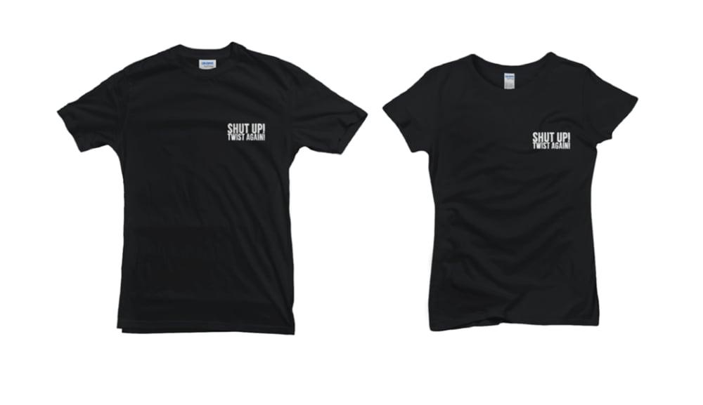 "Image of T-Shirt ""BLACK SUTA"""