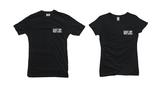 "Image of T-Shirt ""BLACK SUTA"""
