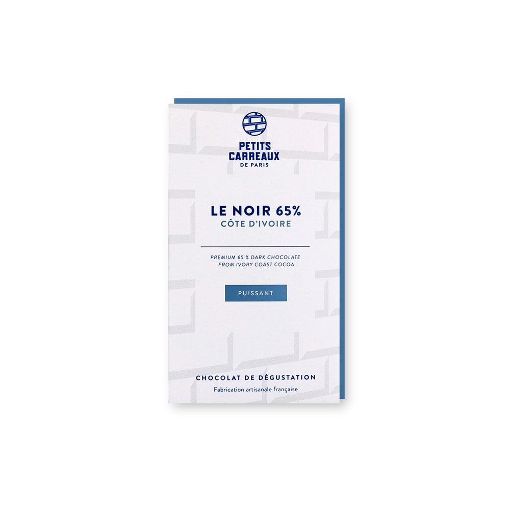 Image of Le Mini Noir 65% pure origine Côte d Ivoire