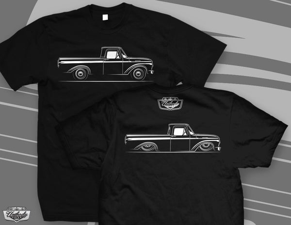 Image of 1961-63 Sideview T-Shirts
