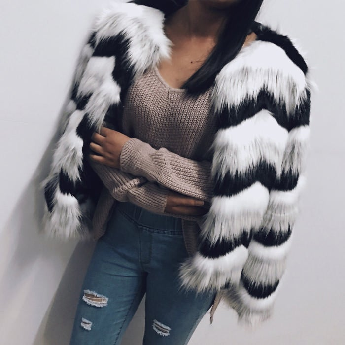 Image of Fay FAUX FUR
