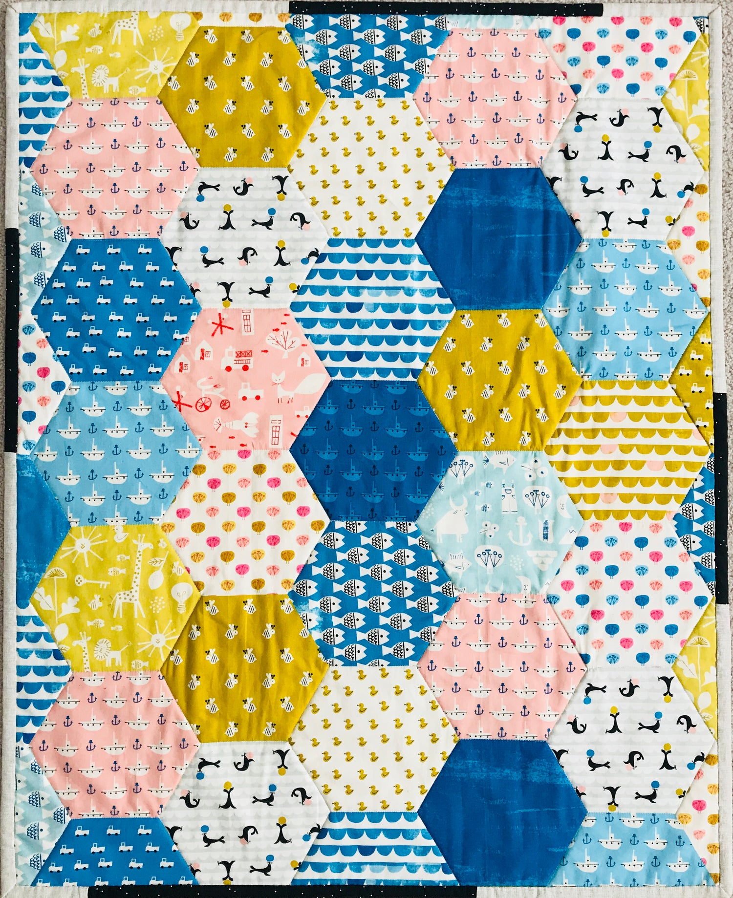 Image of Glory Quilt Pattern