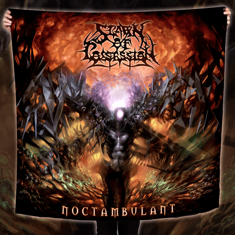 Image of  Spawn of Possession - Noctambulant Flag