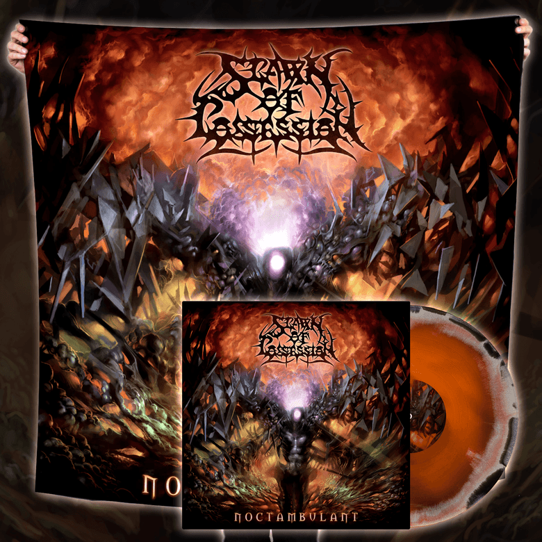 Image of [PRE-ORDER] Spawn of Possession - Noctambulant Contempt Bundle