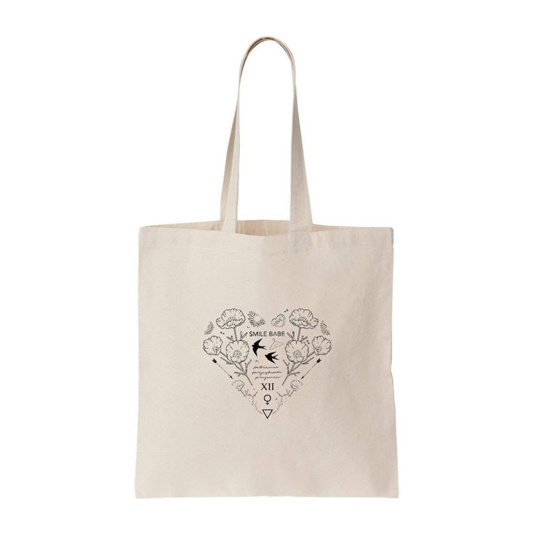 Image of Heart Tote Bag