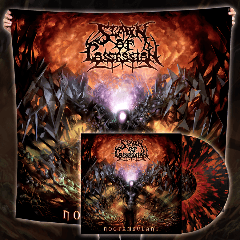 Image of [PRE-ORDER] Spawn of Possession - Noctambulant Solemn Bundle