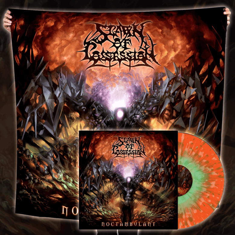 Image of [PRE-ORDER] Spawn of Possession - Noctambulant Grotesque Bundle