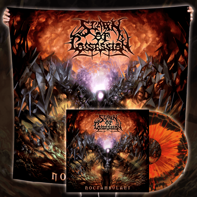 Image of [PRE-ORDER] Spawn of Possession - Noctambulant Scorched Bundle