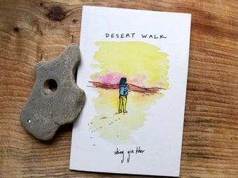 Image of Desert Walk