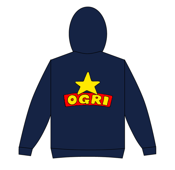 Image of Rocker and Star Luxury Hoodie